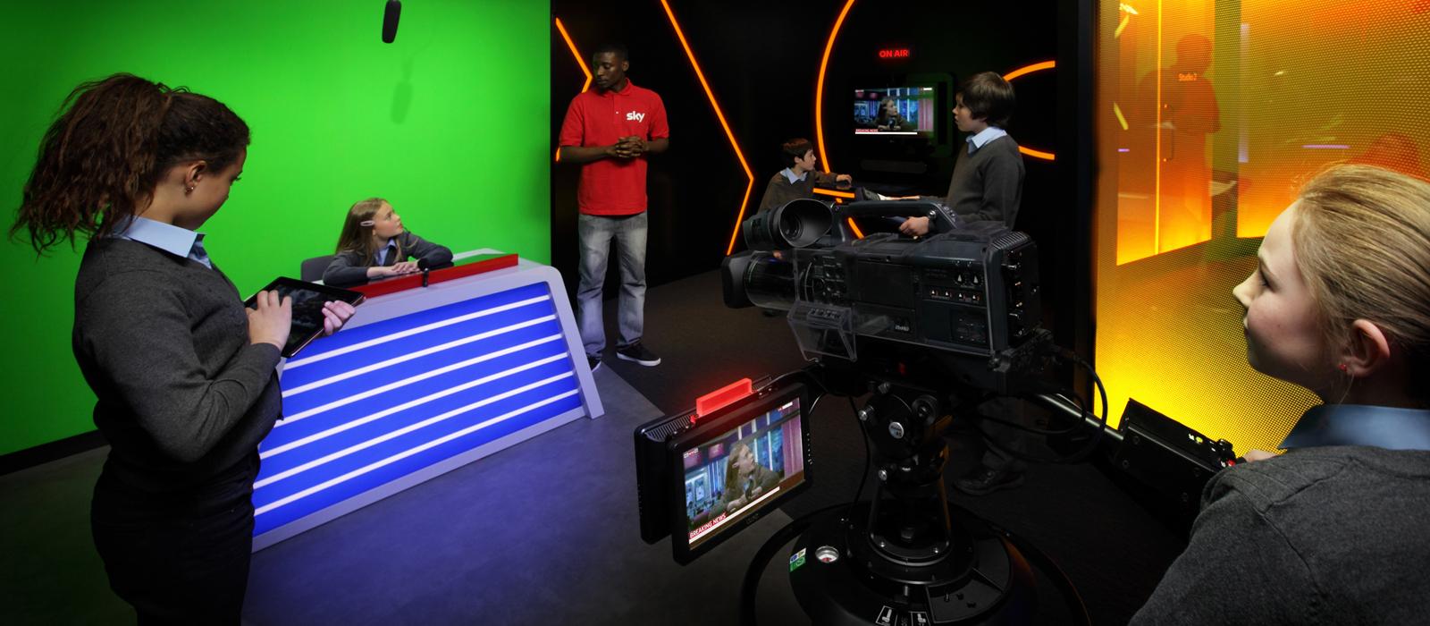 Sky Academy Studio